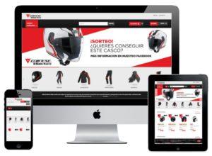 tienda online Dainese Madrid