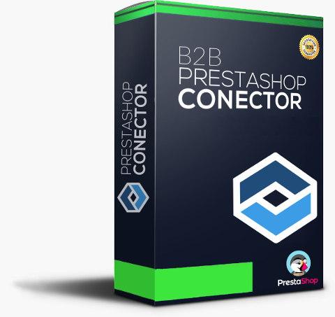 prestashop conector b2b